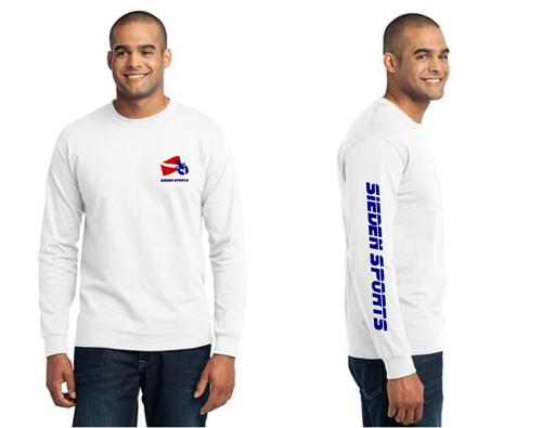 Siedensports Single Handed Game Bag Free Shirt